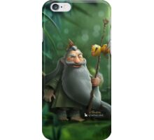 King of the forest iPhone Case/Skin