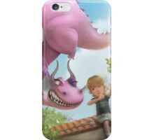 Girlie Dragon iPhone Case/Skin