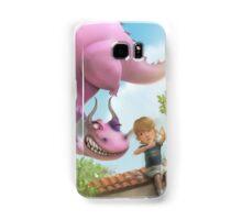 Girlie Dragon Samsung Galaxy Case/Skin