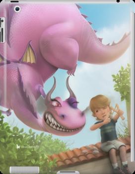 Girlie Dragon by lemomekeke