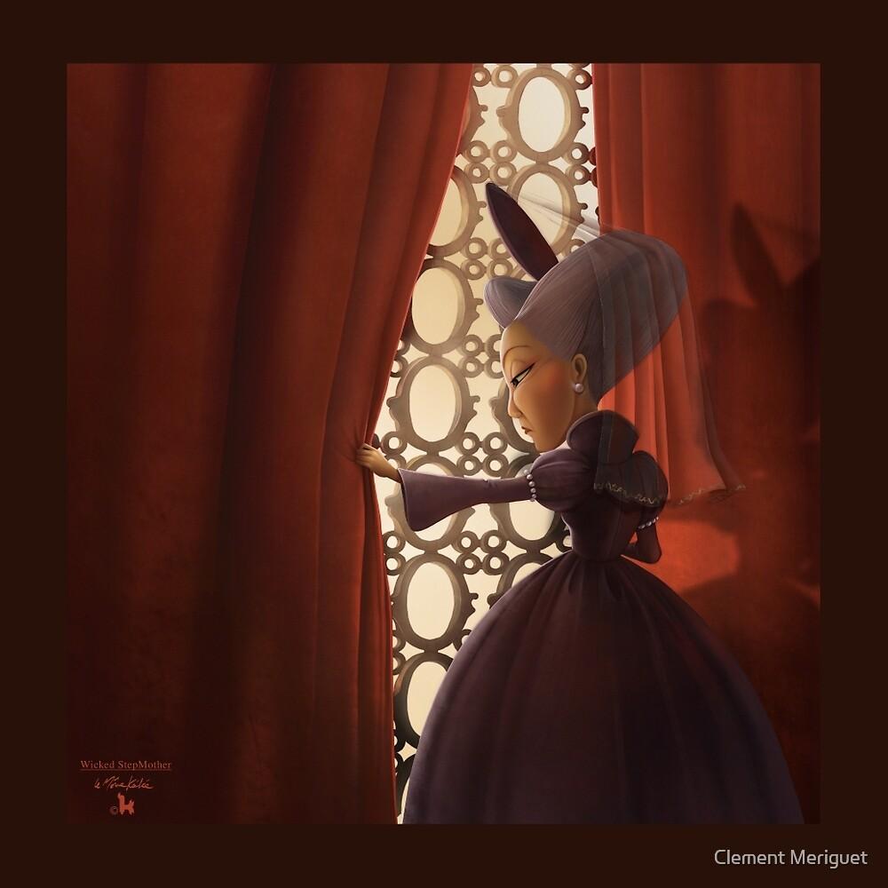 Wicked Grimm Stepmother by lemomekeke