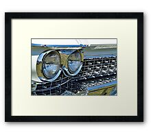 It's All About The Shine Framed Print
