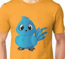 Blue Bird 2 Unisex T-Shirt
