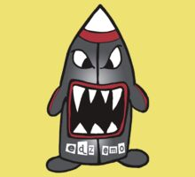 Sharky Missile Kids Clothes