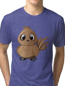 Brown Bird Tri-blend T-Shirt