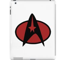 Star Trek TNG Command Insignia iPad Case/Skin