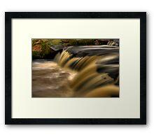 Fast Flow Framed Print
