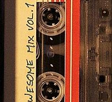 Awesome Mixtape Volume 1 - Guardians of the Galaxy by ChloeJade