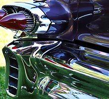 Cadillac Taillights by Eric Geissinger