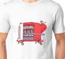 little red torpedo Unisex T-Shirt