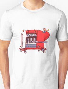 little red torpedo T-Shirt