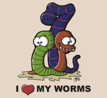 Worms by Oran