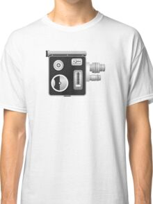 old cine camera Classic T-Shirt