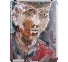 Cavalier Spirit Lawn Jockey iPad Case/Skin