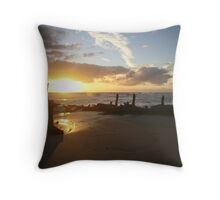 SS Dicky Throw Pillow