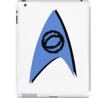 Star Trek TOS/AOS Science Insignia iPad Case/Skin