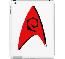 Star Trek TOS/AOS Engineering Insignia iPad Case/Skin