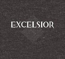 Excelsior Black Hoodie