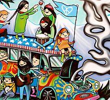 The Magic School Bus by Ashleigh Robb