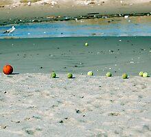 Beach Balls by Ashleigh Robb