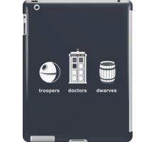 Modes of Transport iPad Case/Skin