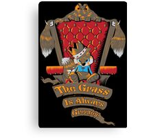 King of All the Land Canvas Print