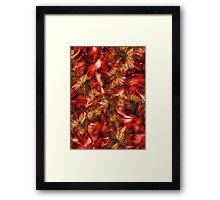 Visual Psychedelia Series 02 Framed Print