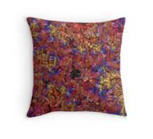 Visual Psychedelia Series 03 Throw Pillow