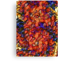 Visual Psychedelia Series 05 Canvas Print