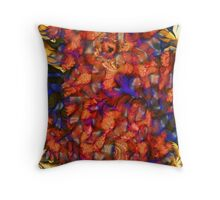 Visual Psychedelia Series 05 Throw Pillow