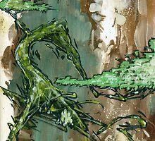 Slung Low Bonsai by Strangelymade