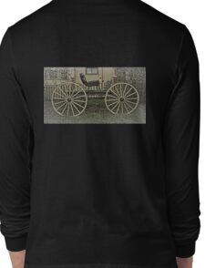 The Horse Drawn Carriage Long Sleeve T-Shirt