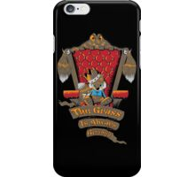 King of All the Land iPhone Case/Skin