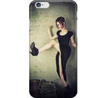 Kick It! iPhone Case/Skin