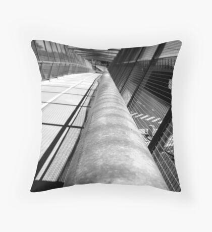 railing Throw Pillow