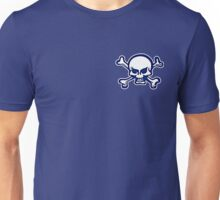 100% unofficial Poole Pirates Unisex T-Shirt