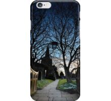 The Gate Into The Night iPhone Case/Skin