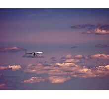 To Heaven  Photographic Print