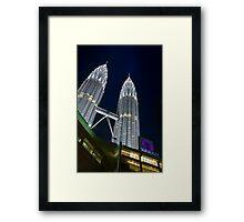 Suria KLCC Framed Print