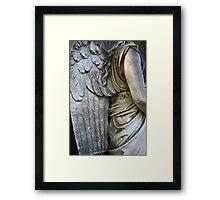 Anatomy Of An Angel Framed Print
