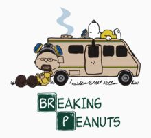 Breaking Peanuts T-Shirt