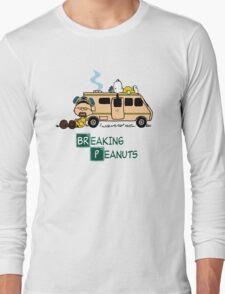 Breaking Peanuts Long Sleeve T-Shirt