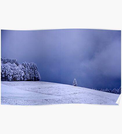A blue Night..........December 2014 Poster