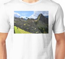 Machu Picchu in the Afternoon Unisex T-Shirt