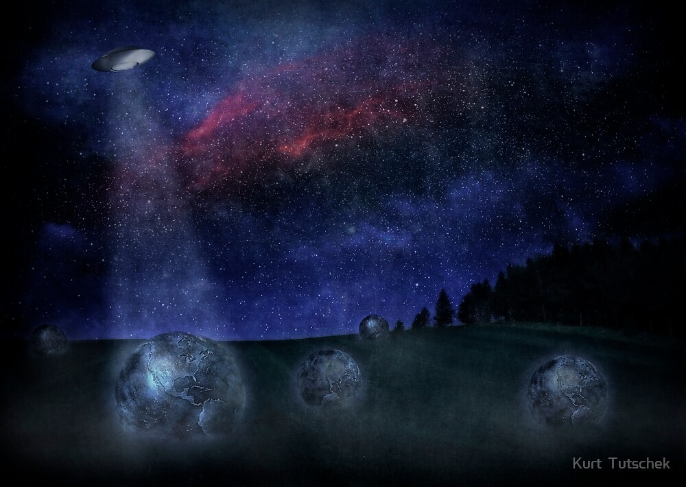 Mommy, where do all the planets come from? by Kurt  Tutschek