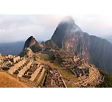 Machu Picchu - Jewel of the Incas Photographic Print