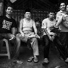 The Gang by Simon Deadman