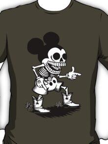 mickey skull T-Shirt