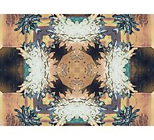 Quilted Origami 4 Photographic Print