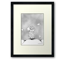 Early Autumn Afternoon Framed Print